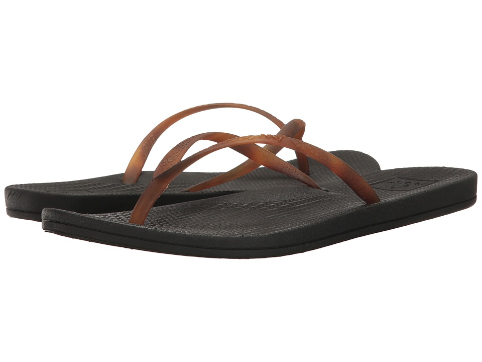 Reef Escape Lux Tortoise (Black Tortoise) Sandals