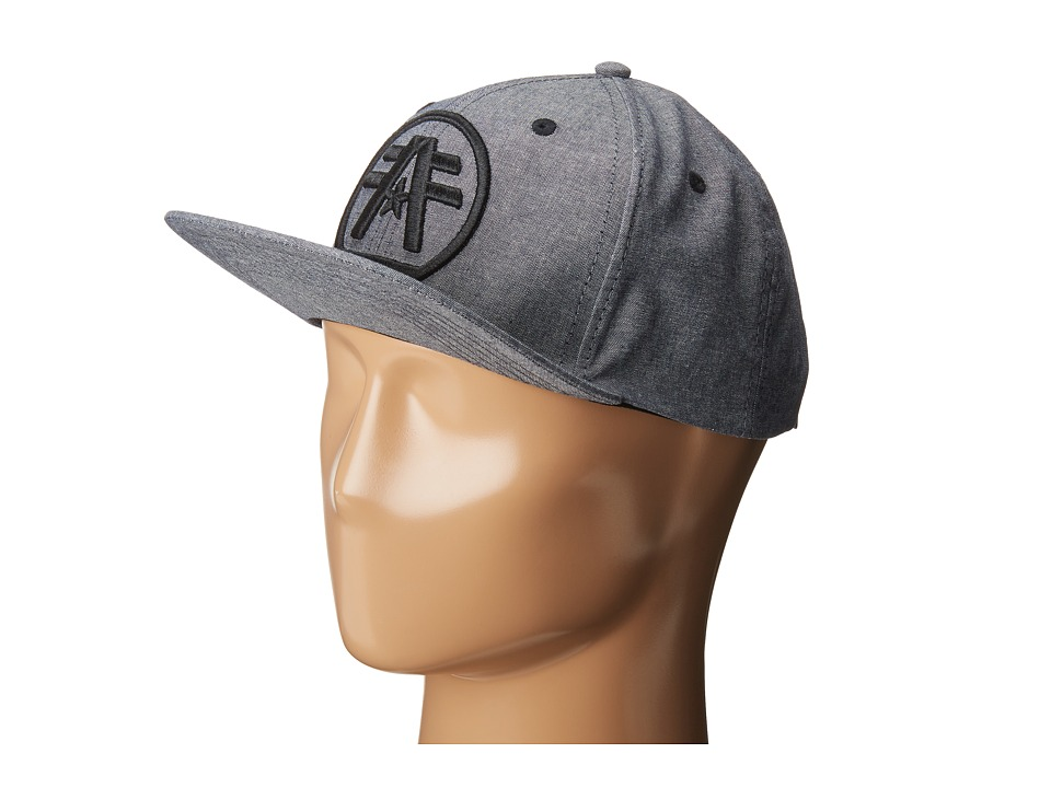Image of American Fighter - Drew Hat (Grey) Caps