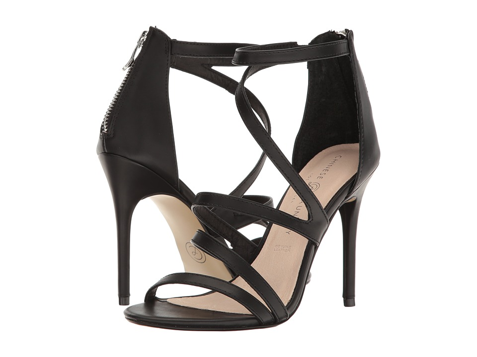 Chinese Laundry Lalli (Black Soft Calf) High Heels