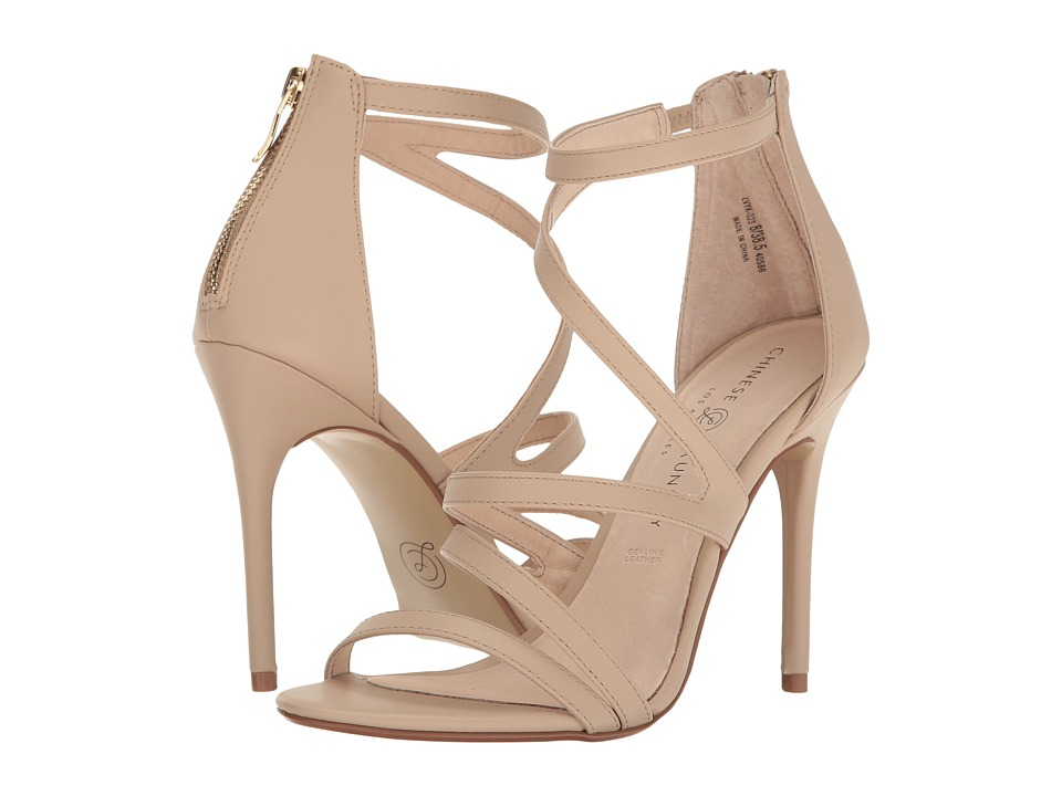 Chinese Laundry - Lalli (Sand Soft Calf) High Heels