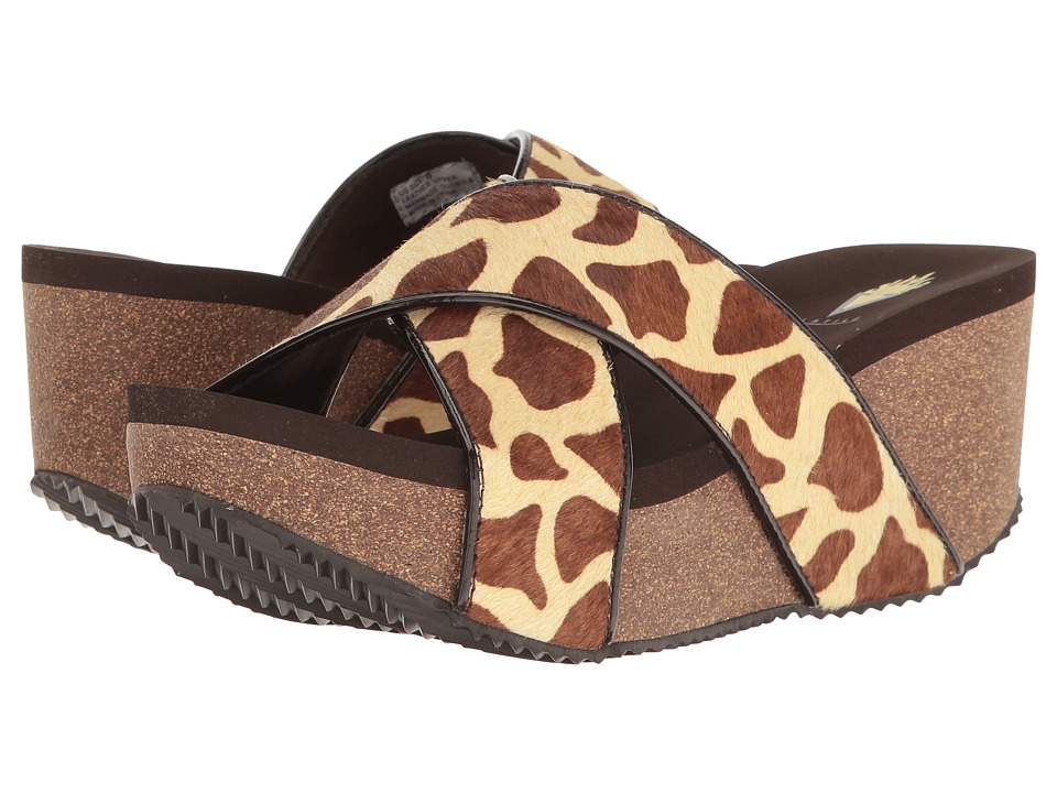 Women S Animal Print Shoes Giraffe Print