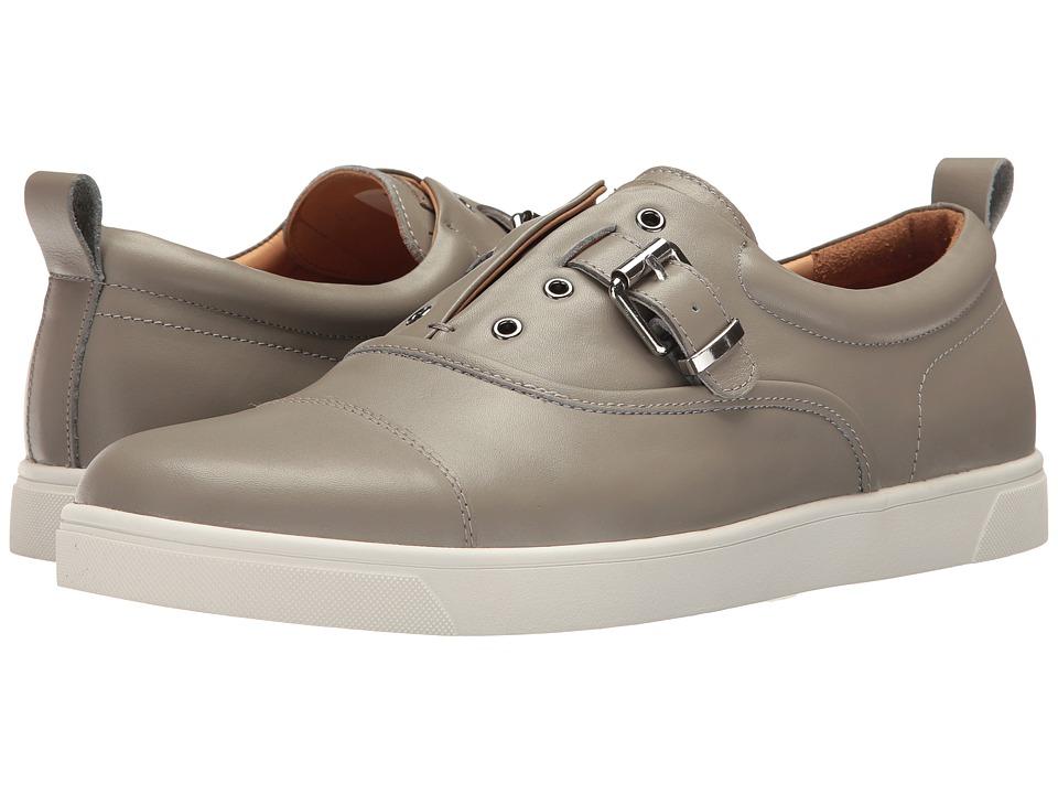 Michael Bastian Gray Label Ossie Buckle Sneaker (Grey) Men