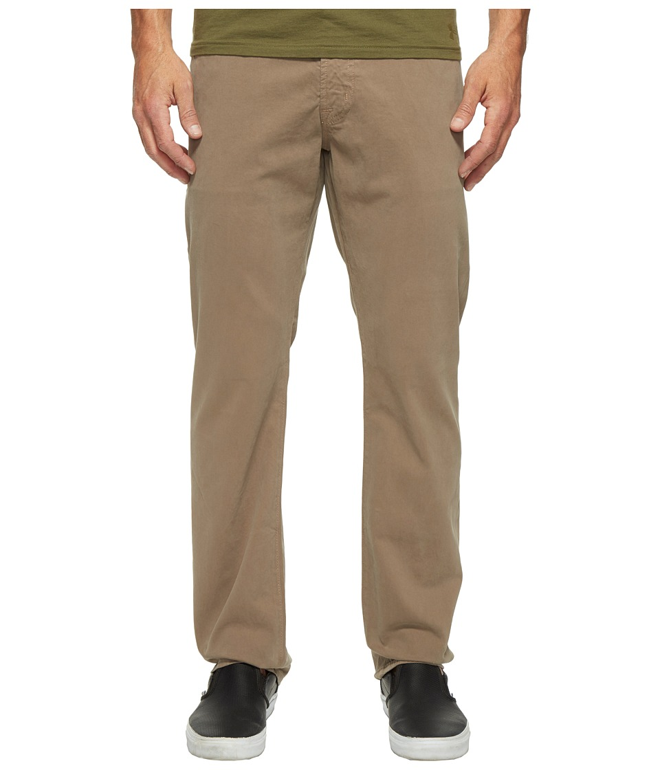 AG Adriano Goldschmied - Graduate Tailored Leg Pants in Forest Brown