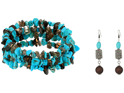 Kender West BR-401-ST - Turquoise
