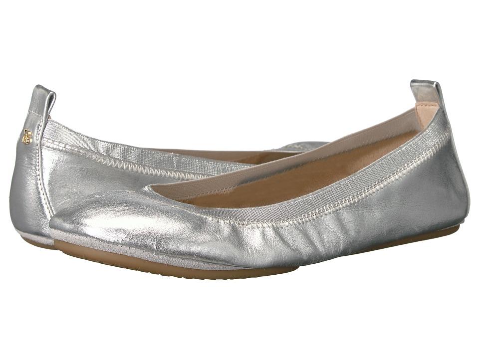 Yosi Samra Samara (Silver 2) Flats