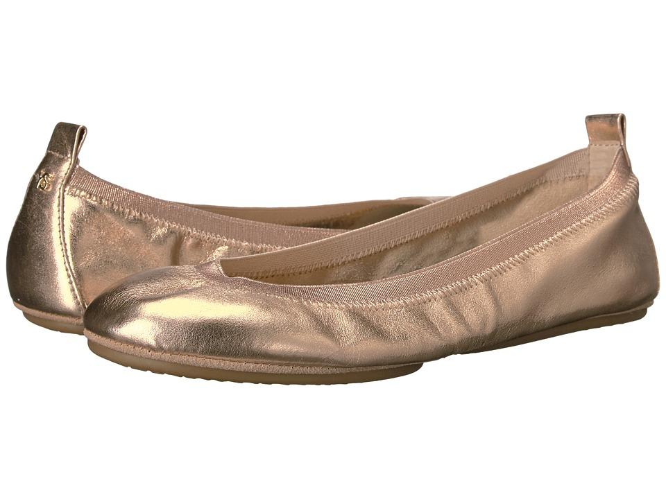 Yosi Samra Samara (Rose Gold 2) Flats
