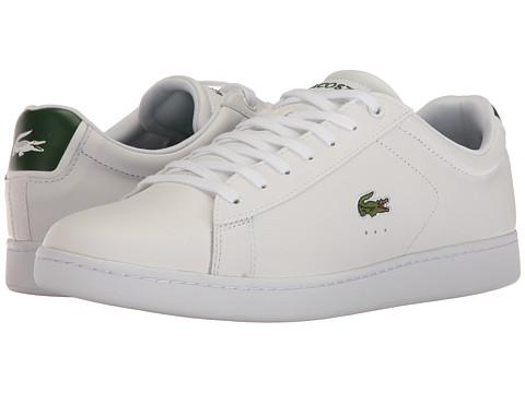 Lacoste Carnaby Evo S216 2 - White/Dark Green