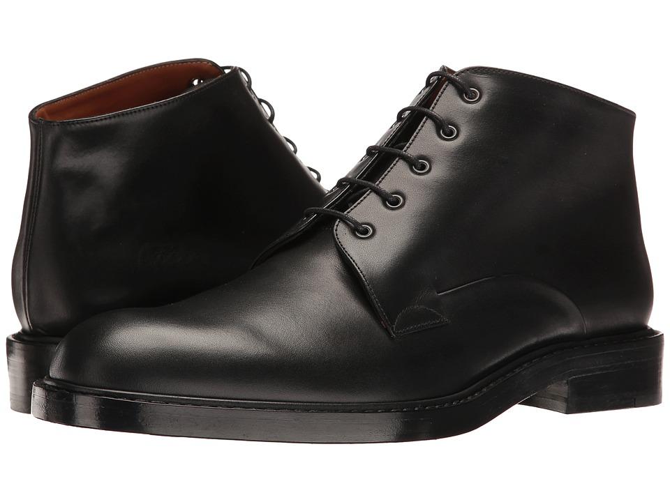 Robert Clergerie Beeze Boot (Black) Men
