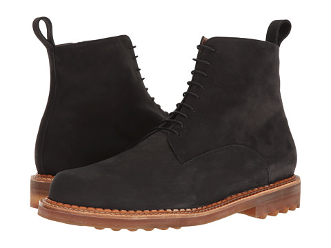 Robert Clergerie Dace Boot - Black Suede