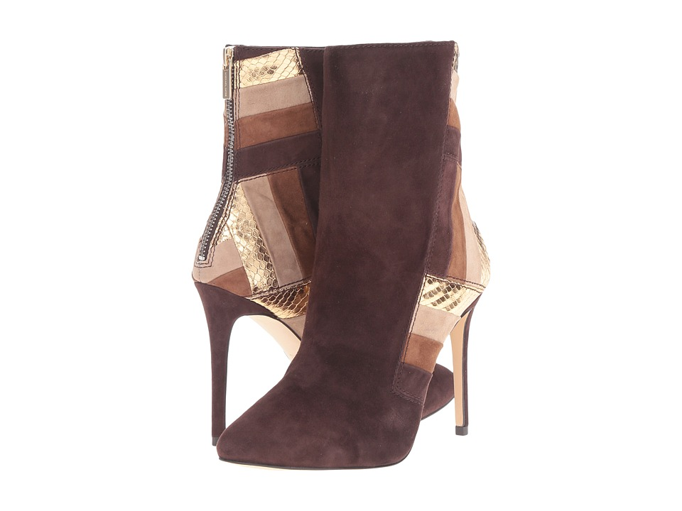 MICHAEL Michael Kors Rosamond Bootie (Coffee) Women