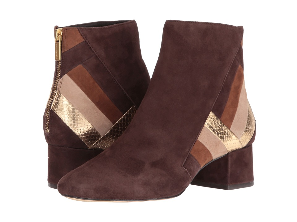 MICHAEL Michael Kors Rosamond Mid Bootie (Coffee) Women