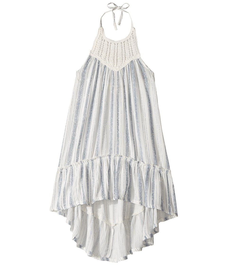 Billabong Kids End of The Road Dress (Little Kids/Big Kids) (Cool Wip) Girl