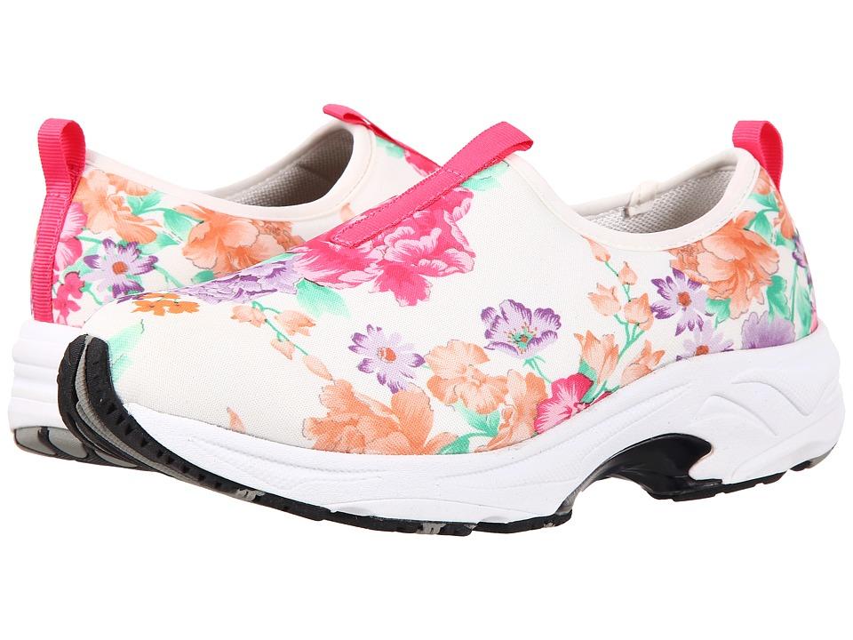 Drew Blast (Fuchsia Floral) Slip-On Shoes
