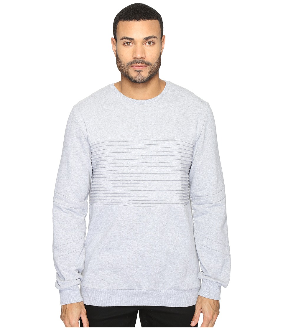 nANA jUDY Carter Fleece Sweater (Grey Marl) Men