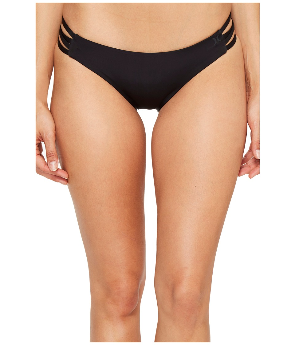 Hurley Quick Dry Surf Bottoms (Black) Women