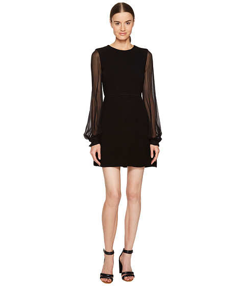 Sportmax Sand Long Sleeve Dress