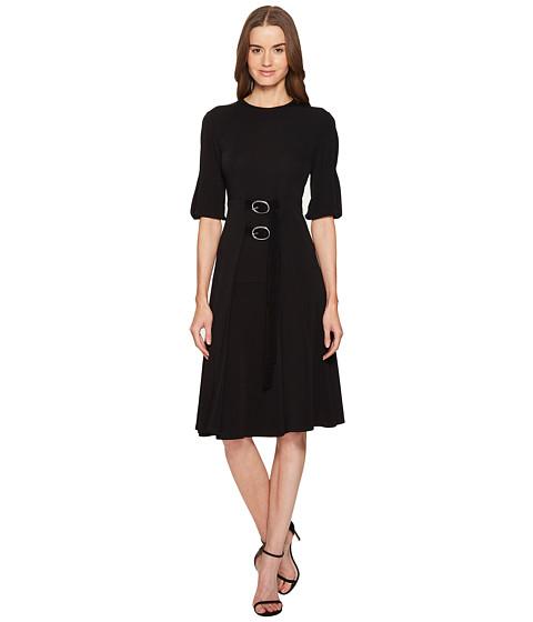 Sportmax Freccia Short Sleeve Dress