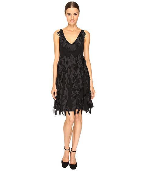 Sportmax City Textured Dress - Nero