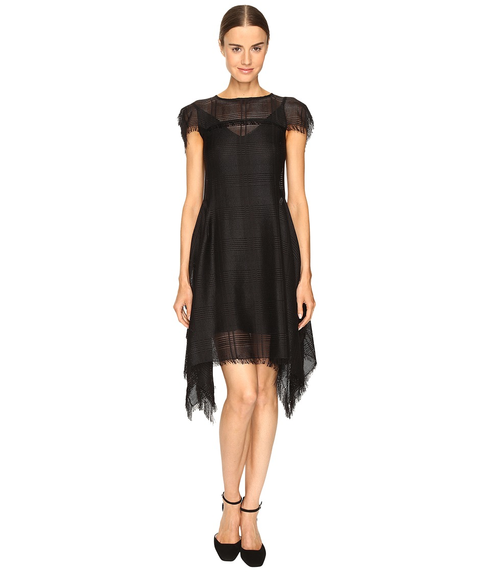 Sportmax Sportmax - Dire Short Sleeve Handkerchief Dress