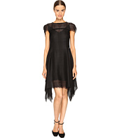 Sportmax - Dire Short Sleeve Handkerchief Dress