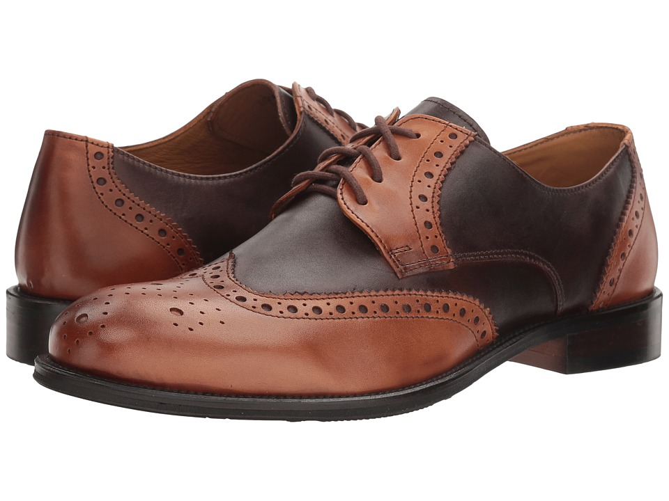 1950s Style Mens Shoes Giorgio Brutini - Reine TanBrown Mens Shoes $95.00 AT vintagedancer.com
