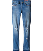 Blank NYC Kids - Denim Distressed Crop Skinny in One Life (Big Kids)