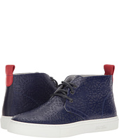 Del Toro - High Top Laser Cut Chukka Sneaker