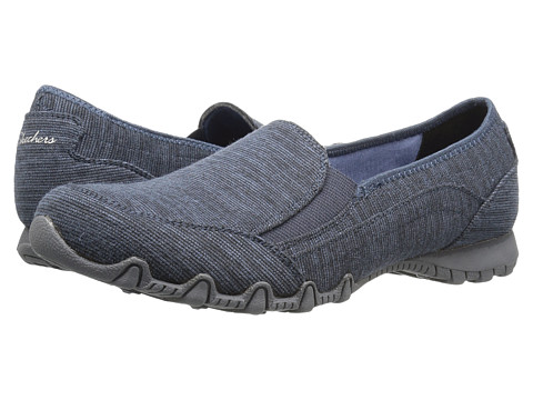 SKECHERS Bikers - Lounger - Navy