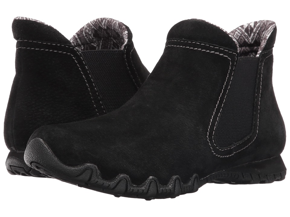 SKECHERS Bikers Londoner (Black) Women