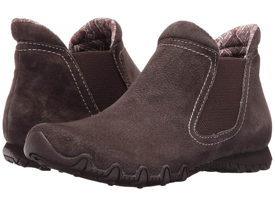 SKECHERS Bikers Londoner (Chocolate) Women