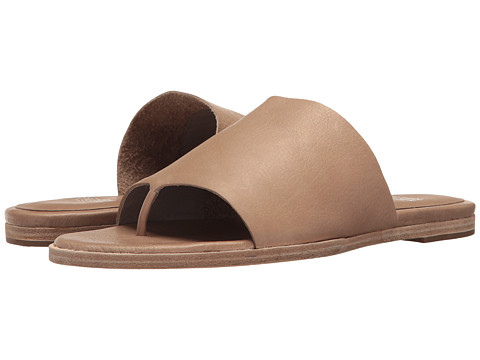 Eileen Fisher Mere - Mocha Washed Leather
