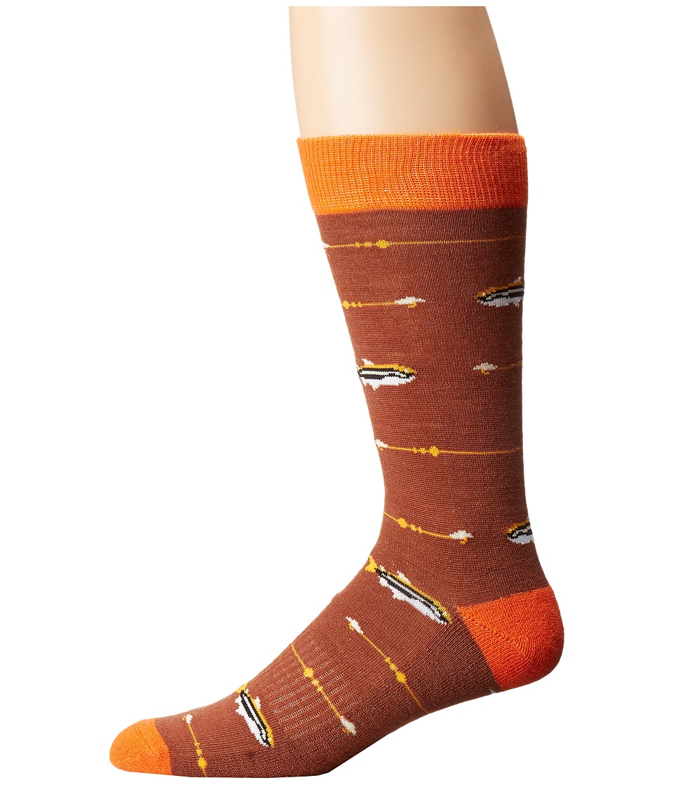 Richer Poorer Richer Poorer - Angler Hiking Light Sock