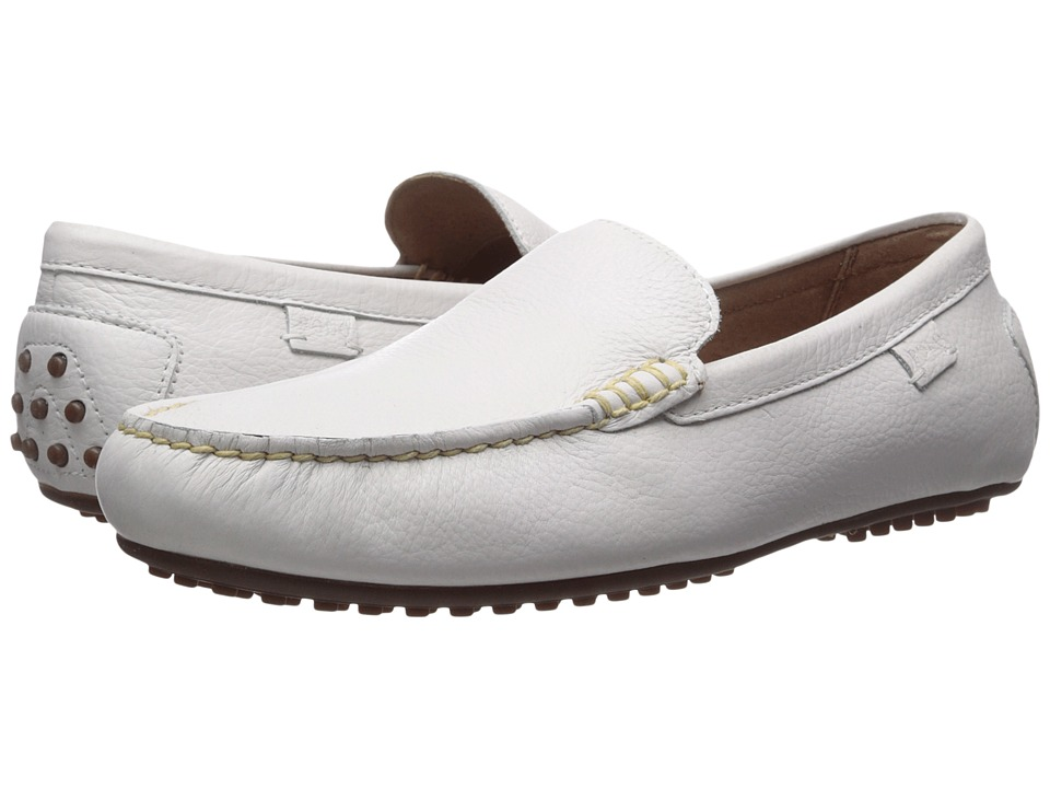 1960s Style Men's Clothing, 70s Men's Fashion Polo Ralph Lauren - Woodley White Mens Slip on  Shoes $89.99 AT vintagedancer.com