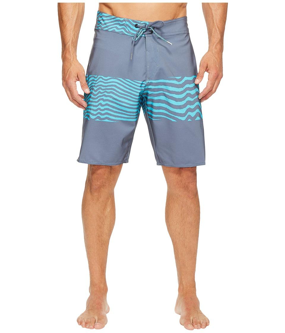 Volcom Macaw Mod 20 Boardshorts (Dusk Grey) Men