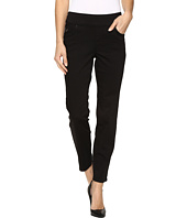 FDJ French Dressing Jeans - D-Lux Denim Pull-On Slim Ankle in Ebony