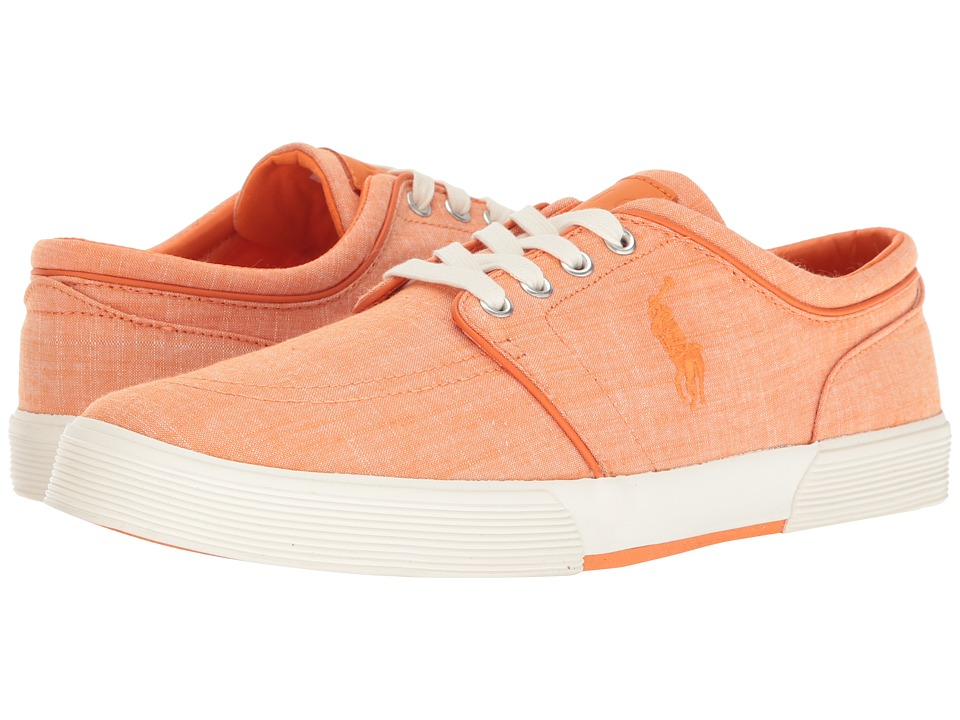 Polo Ralph Lauren Faxon Low (Faded Orange) Men