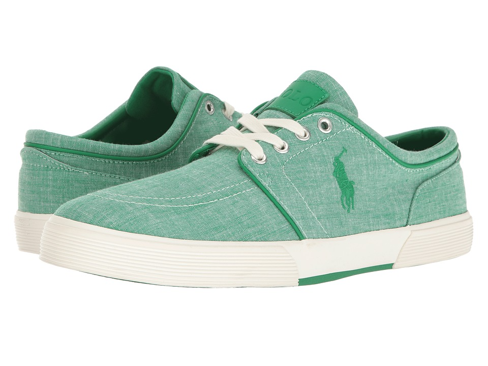 Polo Ralph Lauren Faxon Low (Faded Green) Men
