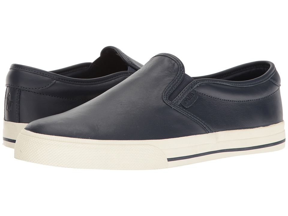 Polo Ralph Lauren Vaughn Slip-On (Newport Navy) Men