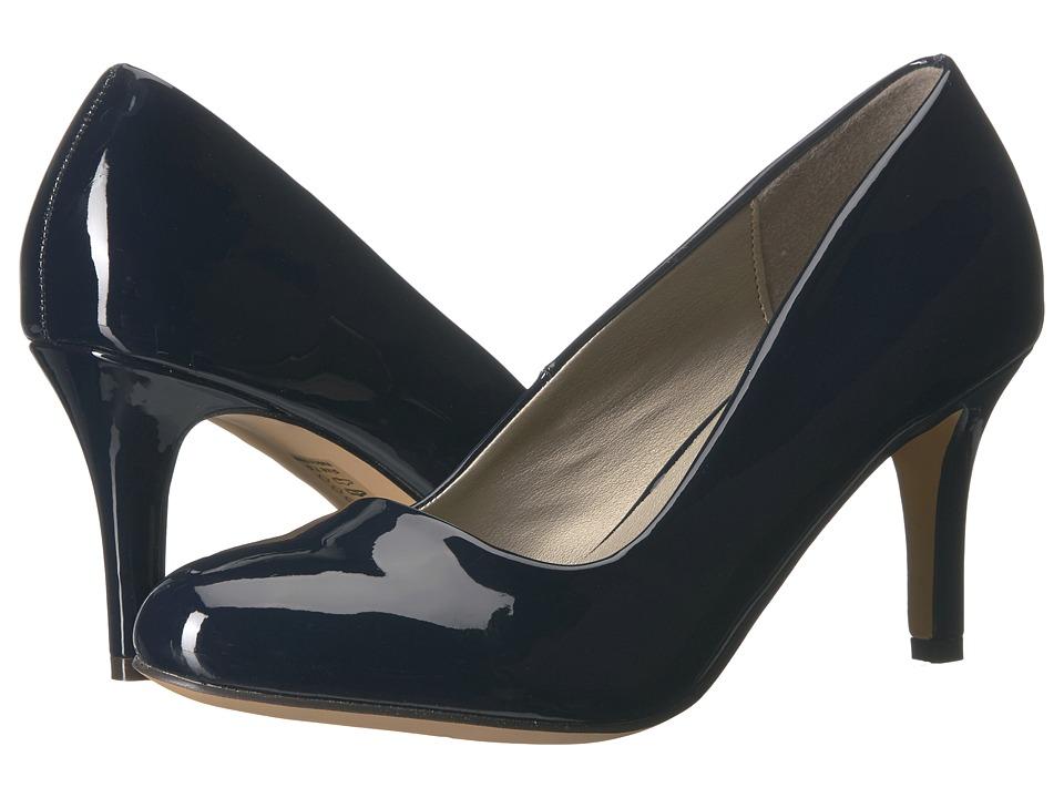 Michael Antonio Finnea Patent (Navy Patent 2) High Heels