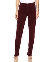 FDJ French Dressing Jeans - Plush Cord - Pull-On Super Jegging in Cabernet