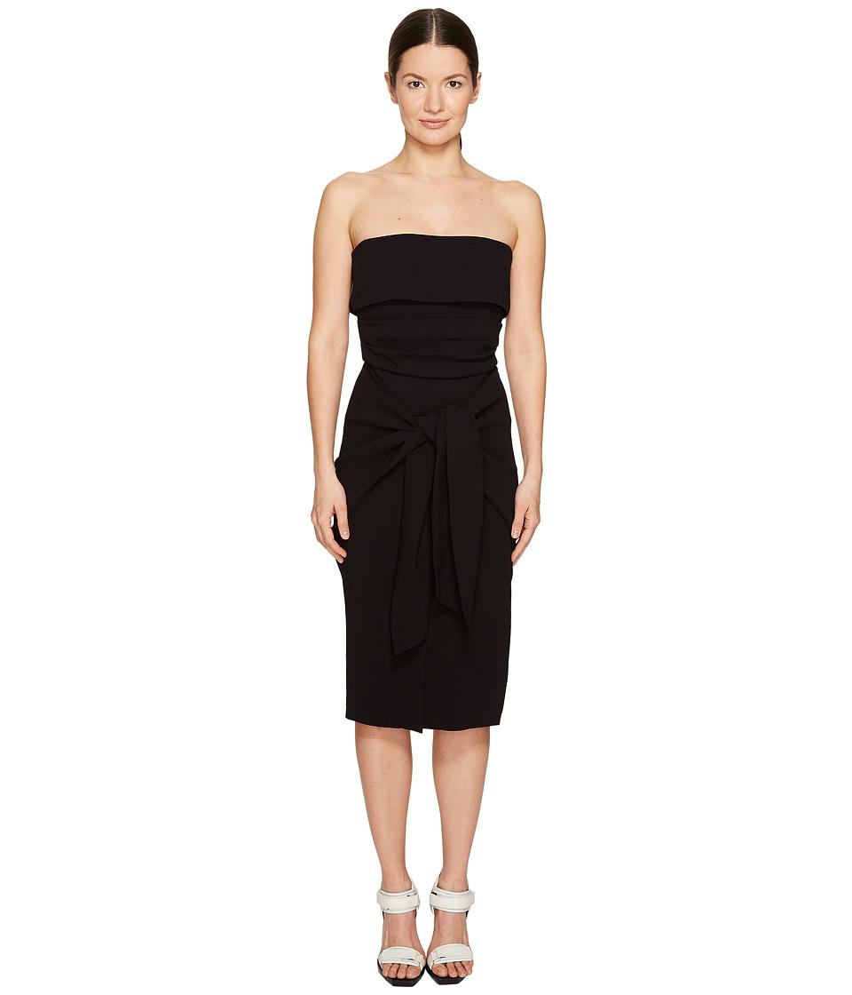 Sportmax - Pittore Tie Front Strapless Dress