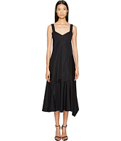 Sportmax - Plutone Tea Length Sleeveless Dress