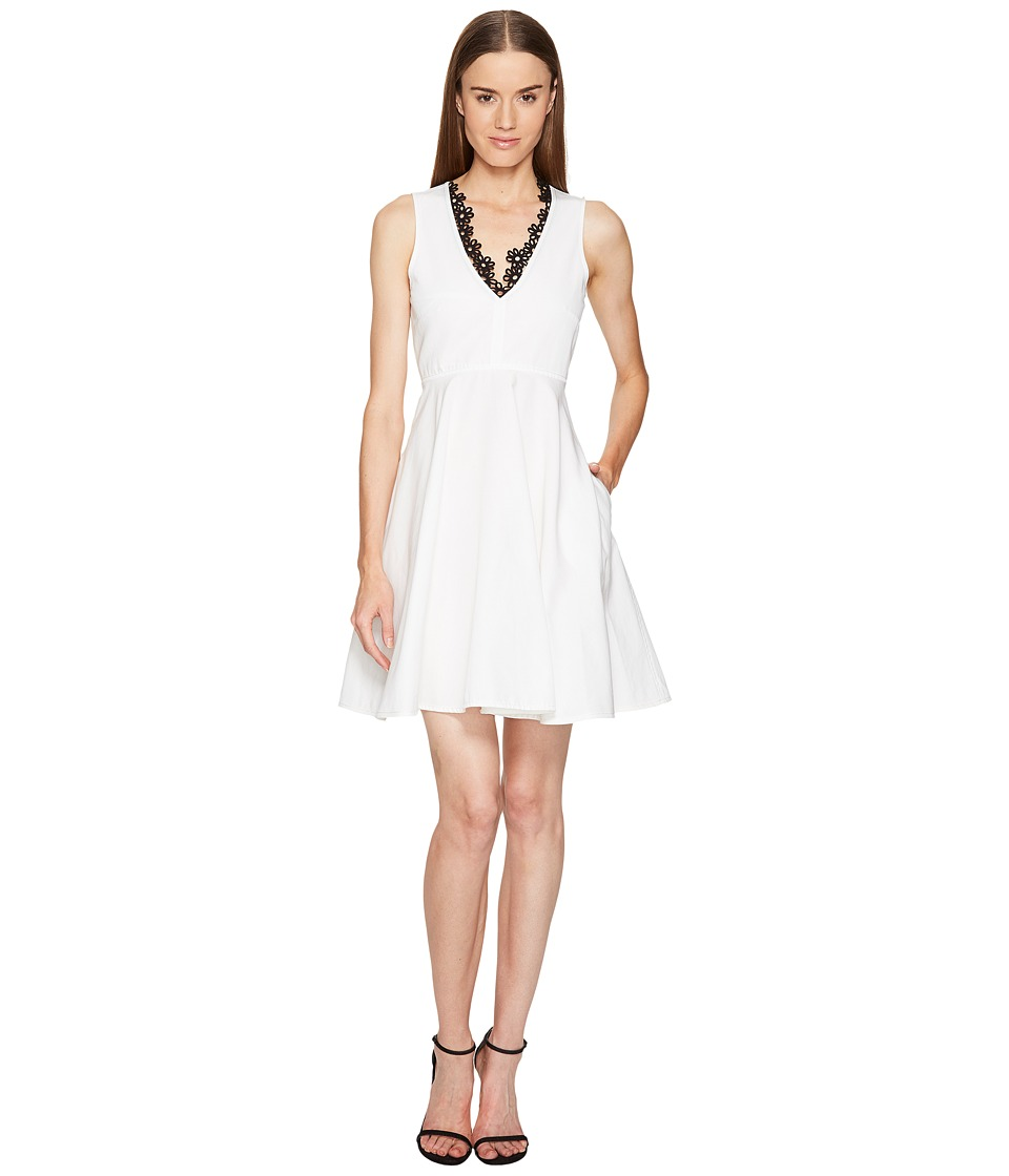 Sportmax Sportmax - Lauto V-Neck Flare Dress