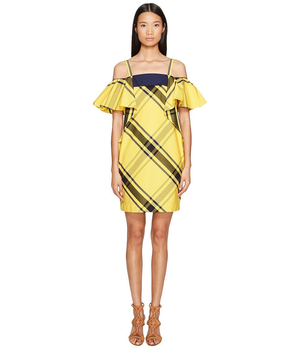 Sportmax - Navata Strapless Ruffle Dress