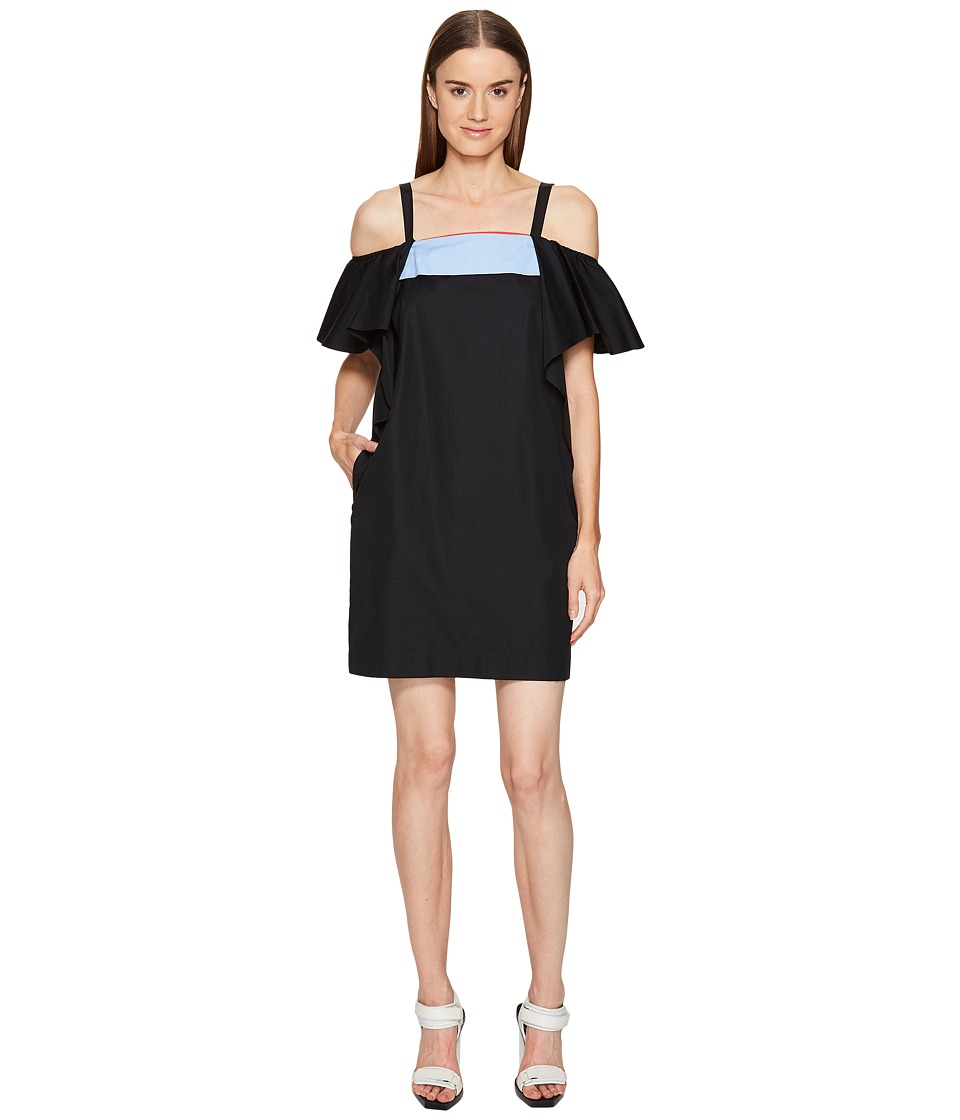 Sportmax Sportmax - Tedesco Strapless Ruffle Dress