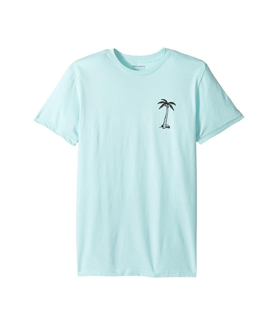 Billabong Kids BBTV T-Shirt (Big Kids) (Ice Heather) Boy