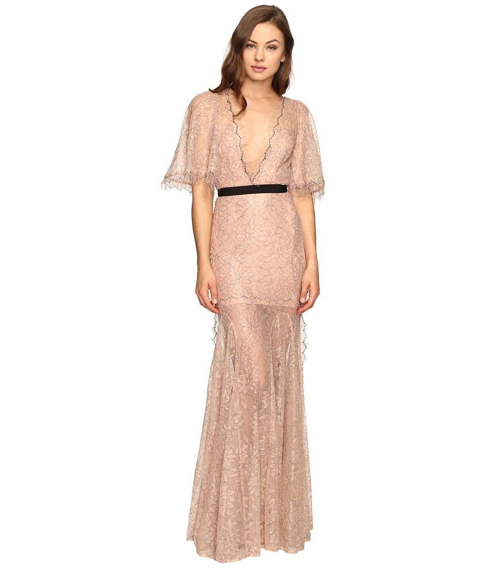 Image of alice McCALL - Look Good Gown (Antique Rose) Women's Dress