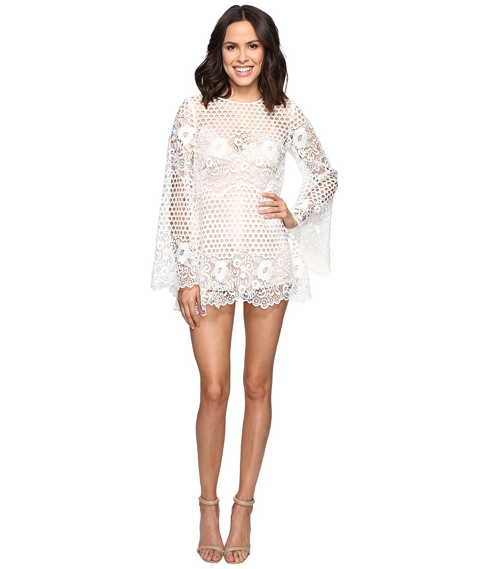 Image of alice McCALL - Like I Would Dress (White) Women's Dress