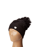 Betsey Johnson - Open Your Heart Cuff Hat