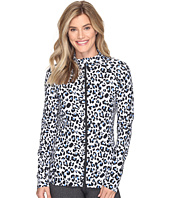 Lorna Jane - Cheetah Excel Zip Through